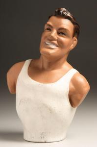Chesty Bond figurine-detail23cmtall