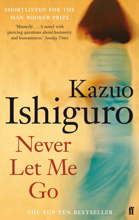 Book cover: Never Let Me Go